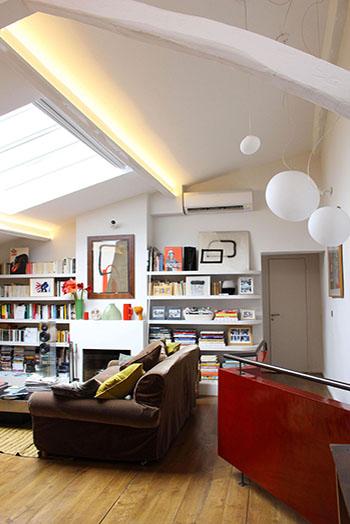 Appartement rue du Faubourg saint Antoine, Paris