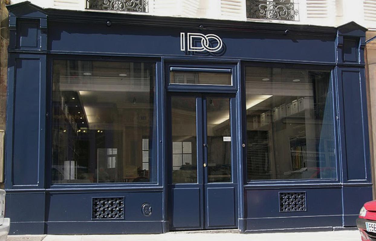 Boutique Rue Mayet, Paris