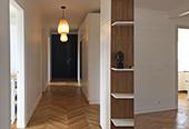 Appartement rue Emile Duclaux, Paris